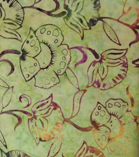Tonga Batik b5939-garden