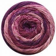 Batik Swirl DK - Foxglove 3729