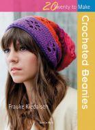 20 To Make Crocheted Beanies