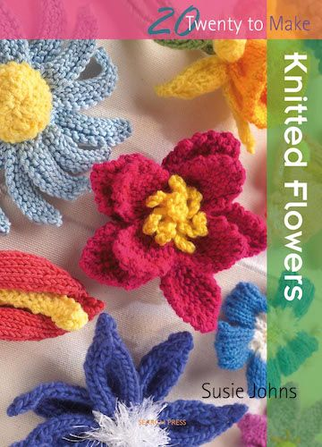 20 To Make Knitted Flowers