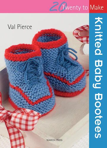 20 To Make Knitted Baby Booties