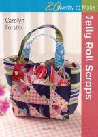 20 To Stitch - Jelly Roll Scraps