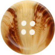 Button H040-094451 Bone Effect
