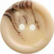 Button H040-104051 Bone Effect 2 Hole