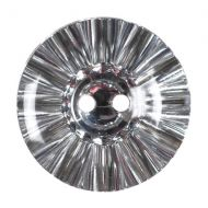 Button - Crystal - Clear - 15mm