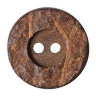 Button - Wooden - 15mm