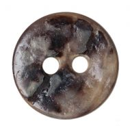 Button - Shell - Natural - 11.25mm