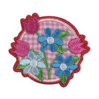 CF Motif Floral /gingham