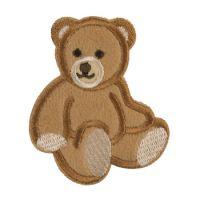 CF Motif Teddy