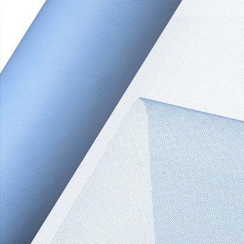 Tulle Net On Roll 15cm Blue