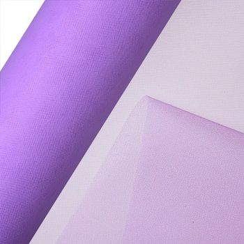 Tulle Net On Roll 15cm Lilac