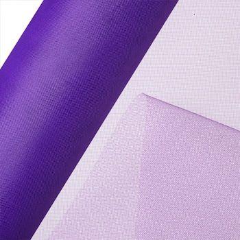 Tulle Net On Roll 15cm Purple