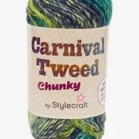 Stylecraft - Carnival Tweed Chunky