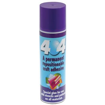 404 Spray Temporary Adhesive