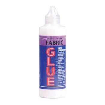 Hi-Tack Fabric Glue, 115ml