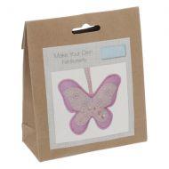 Felt Decoration Kit - Butterfly