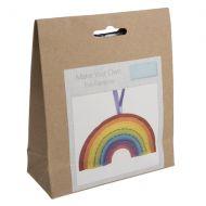 Felt Decoration Kit - Rainbow