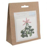 Felt Decoration Kit: Christmas - Mistletoe