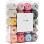 Ricorumi Cotton Crochet  Set