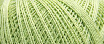 Puppets Eldorado No 10 Crochet Thread Lime