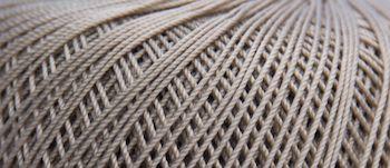 Puppets Eldorado No 10 Crochet Thread Buff