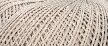 Puppets Eldorado No 10 Crochet Thread Greige