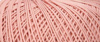 Puppets Eldorado No 10 Crochet Thread Coral