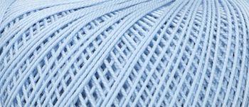 Puppets Eldorado No 10 Crochet Thread Pale Blue