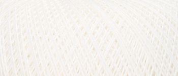 Puppets Eldorado No 10 Crochet Thread White