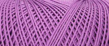 Puppets Eldorado No 10 Crochet Thread Purple