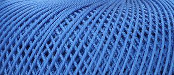 Puppets Eldorado No 10 Crochet Thread Dark Blue