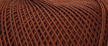 Puppets Eldorado No 10 Crochet Thread Brown