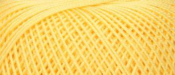 Puppets Eldorado No 10 Crochet Thread Yellow