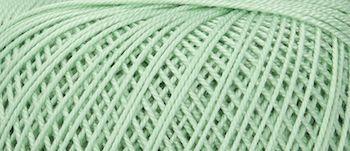 Puppets Eldorado No 10 Crochet Thread Pale Green