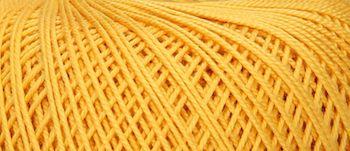 Puppets Eldorado No 10 Crochet Thread Gold