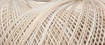 Puppets Eldorado No 10 Crochet Thread Variegated Natural