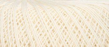 Puppets Eldorado No 10 Crochet Thread 100g: Cream