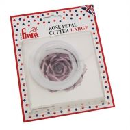 FMM Large Rose Petal Cutters x3