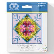Diamond Dotz - Patchwork Mandala 2