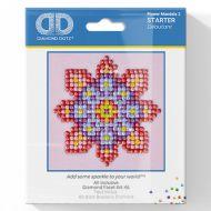 Diamond Dotz - Flower Mandala 2