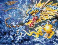 Diamond Painting Kit Mythical Dragon