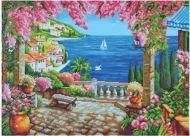 Diamond Painting Kit Riviera Dream