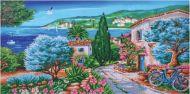 Diamond Painting Kit La Provence