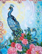 Diamond Painting Kit Exotic Peacock