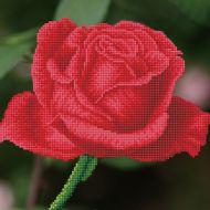 Diamond Painting Kit Rose Bud