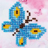 Diamond Painting Kit Butterfly Sparkle