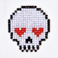 Diamond Painting Kit Sugar Skull