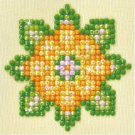 Diamond Painting Kit Flower Mandala 1