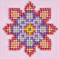Diamond Painting Kit Flower Mandala 2