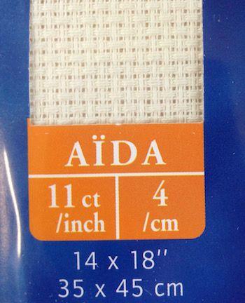 Aida 11 count 14